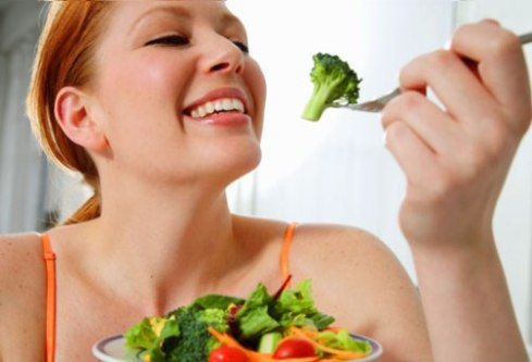 Eat Healthy For Healthy Radiant Skin.