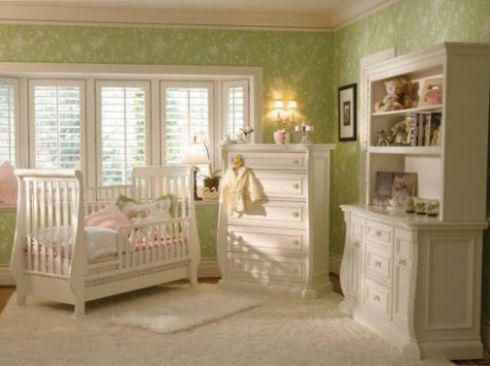 Tips for decorating a nursery