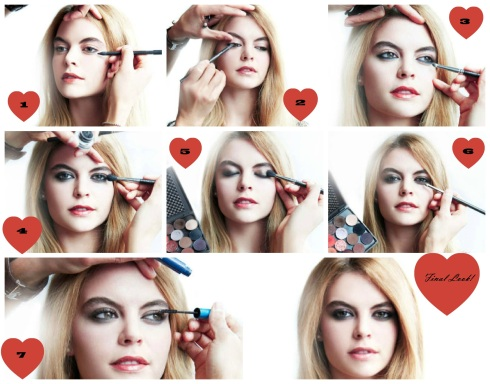 Tips To Get Perfect Smokey Eye Make-up This Valentine's Day