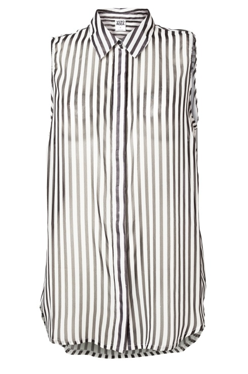 VERO MODA Striped Shirt From SS' 13 Collection