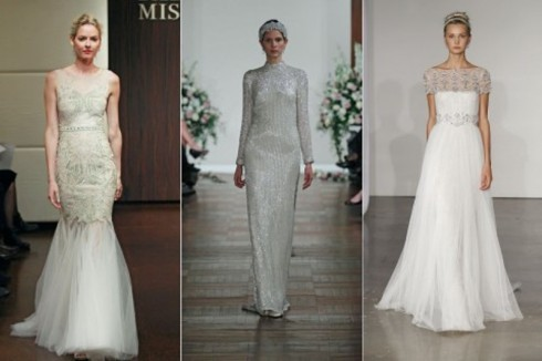 Top 10 Wedding Dress Trends For 2013