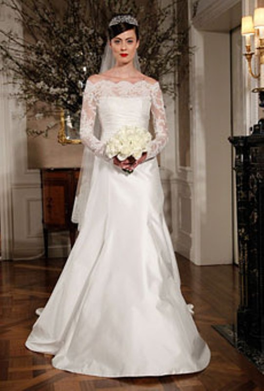 Top 10 Wedding Dress Trends For 2013 | Uptowngirl Fashion Magazine