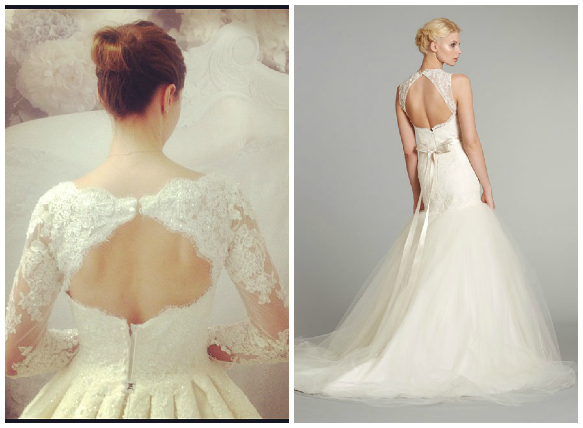 Top 10 wedding dress trends for 2013 uptowngirl fashion for Top 10 most beautiful wedding dresses