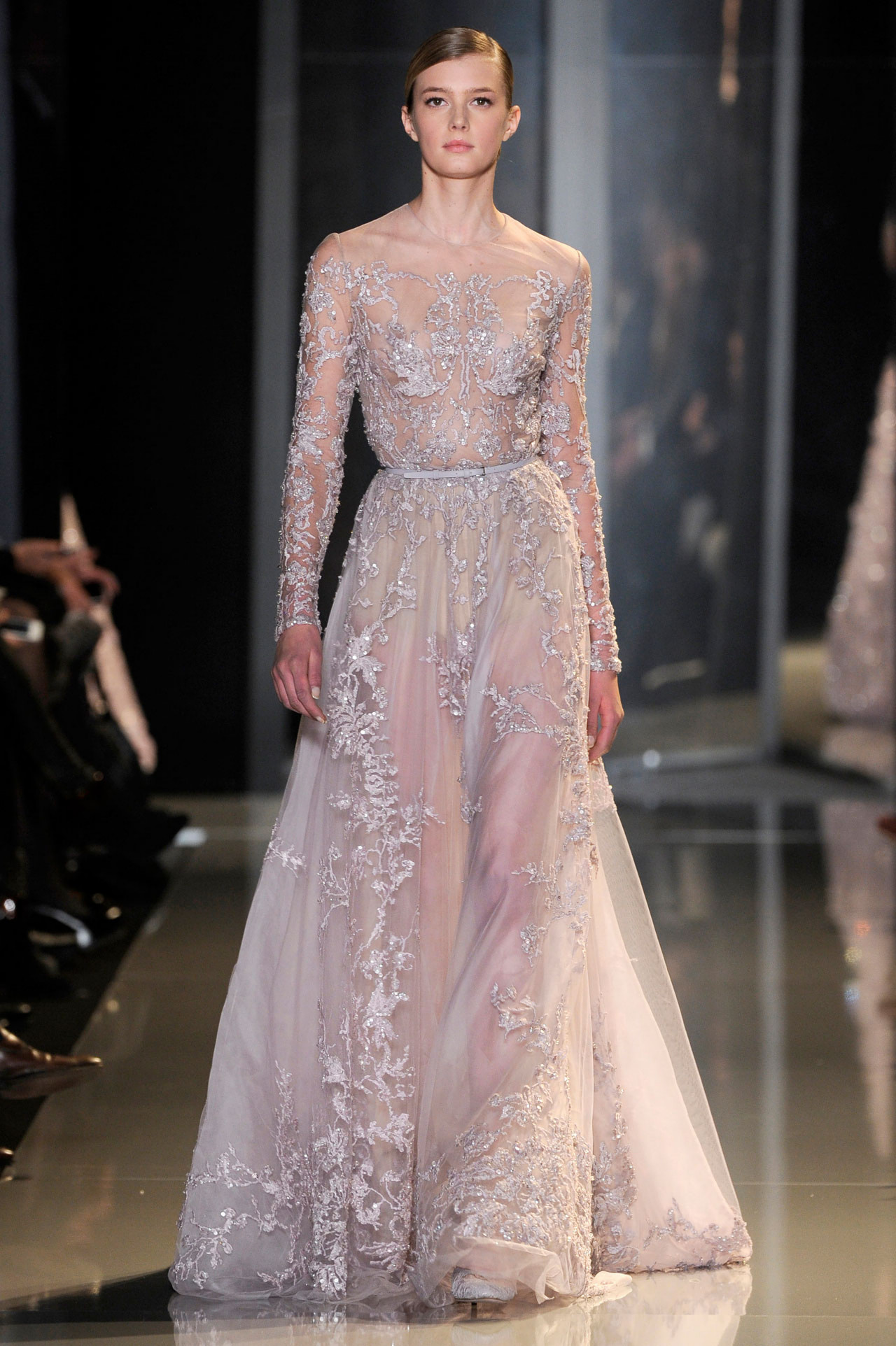 Top 10 wedding dress trends for 2013 uptowngirl fashion for Wedding dress in paris