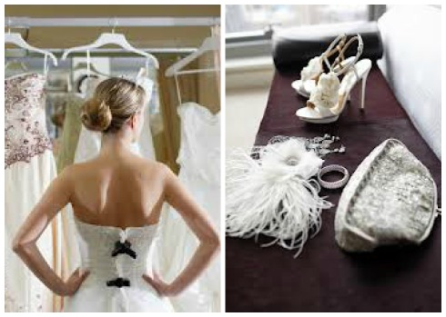 Avoid Blowing The Entire Fashion Budget On Your Wedding Dress