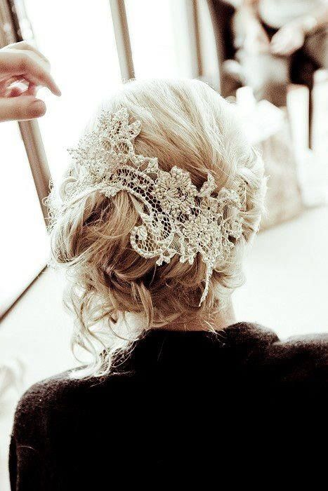 Vintage Wedding Accessory- Lace