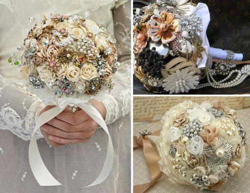 Vintage Wedding- Bouquet