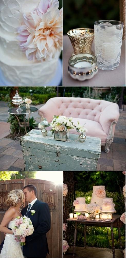 Vintage Wedding Decor 2