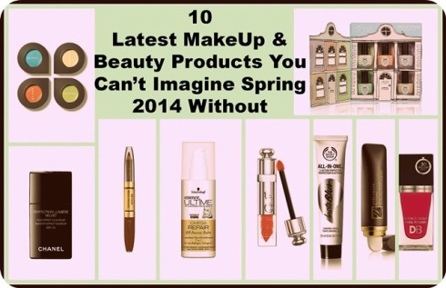 Makeup Product Spring 2014