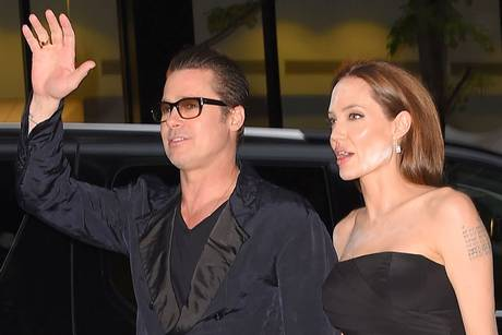 Angelina Jolie's  Makeup Mishap