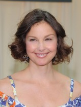 Ashley Judd And Under Eyes Powdery Patches