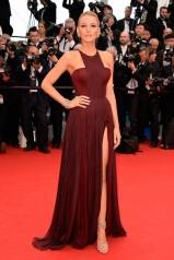 Cannes Best Dressed- Blake Lively in Gucci Premiere and Lorraine Schwartz jewels