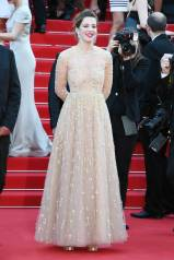 Cannes Best Dressed-Celine Sallette in Valentino