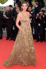 Cannes Best Dressed- Clotilde Courau in Valentino