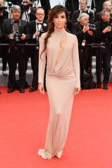 Cannes Best Dressed-Eva Longoria in Vionnet