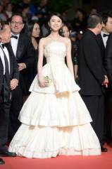 Cannes Best Dressed-Huiwen Zhang in Lanvin