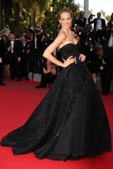 Cannes Best Dressed- Petra Nemcova in Zuhair Murad