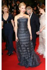 Cannes Best Dressed-Sarah Gadon in Armani