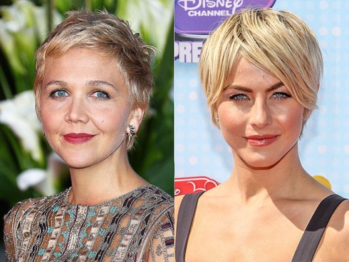 Go Blonde & Supershort With Your Hair