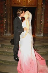 Gwen Stefani's Christian Dior Wedding Dress