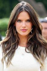 Hairstyles For Long Hair - Alessandra Ambrosio
