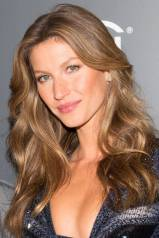 Hairstyles For Long Hair - Gisele Bundchen