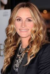 Hairstyles For Long Hair - Julia Roberts