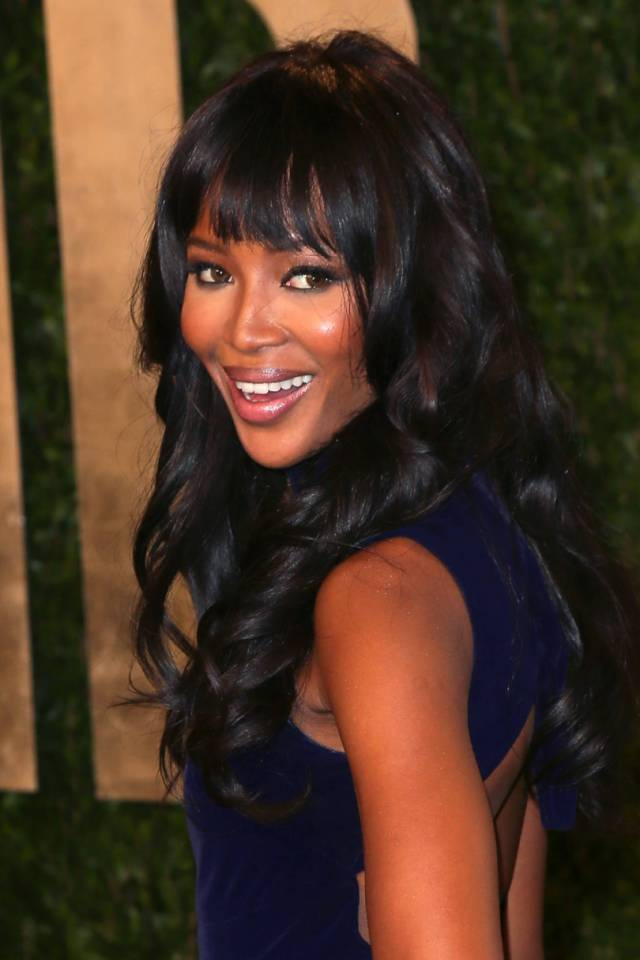 hairstyles for long hair – naomi campbell | uptowngirl