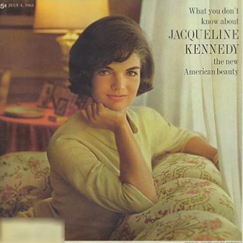 Jackie Kennedy's pillbox bob