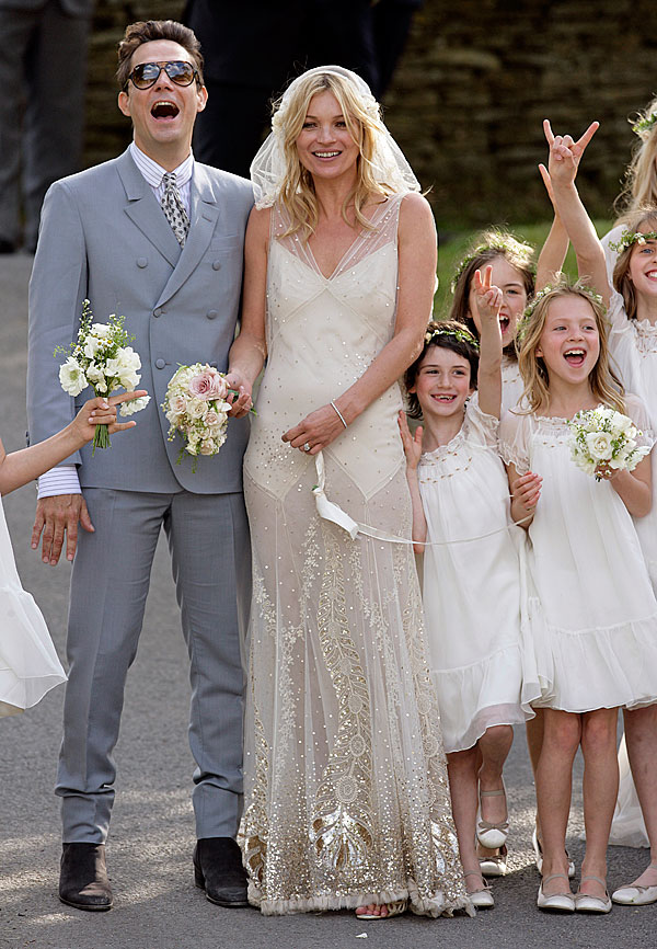17 Most Spectacular Celebrity Wedding Dresses Of All Time