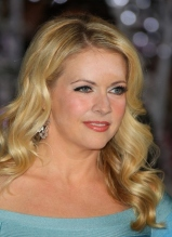 Melissa Joan Hart's Powder Patch On Her Forehead