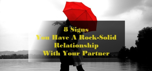 Rock Solid Relationship