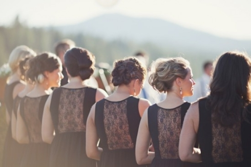 Wedding Photos-Your Bridesmaids Beauty Looks